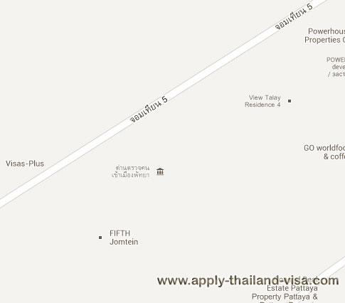 immigration-thailand-pattaya